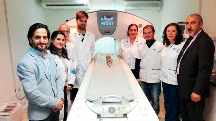 Foto Staff Mapi - Centro de Alta Tecnología