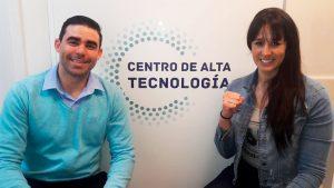 Chris Namús confía en el Centro de Alta Tecnología