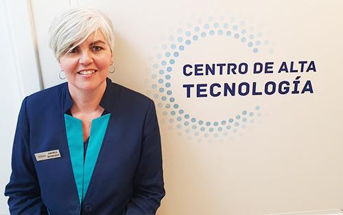 Andrea Bermudez - Staff Centro de Alta Tecnología