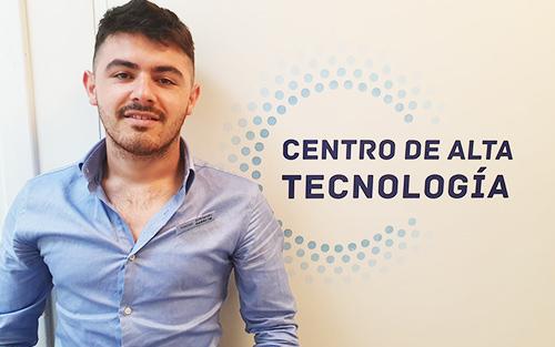 Ezequiel Barreto - Staff Centro de Alta Tecnología