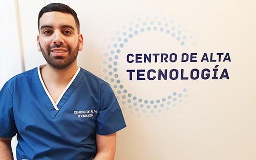 Gabriel Perez - Staff Centro de Alta Tecnología
