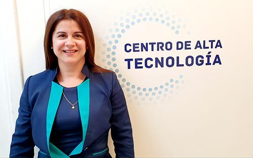 Gabriela Techera - Staff Centro de Alta Tecnología