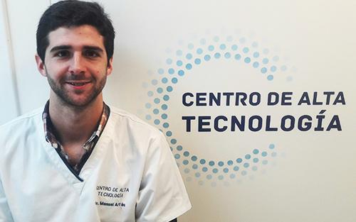 Manuel Artus - Staff Centro de Alta Tecnología
