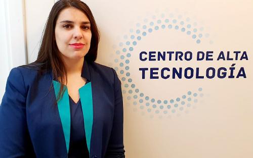 Valentina Ferme - Staff Centro de Alta Tecnología