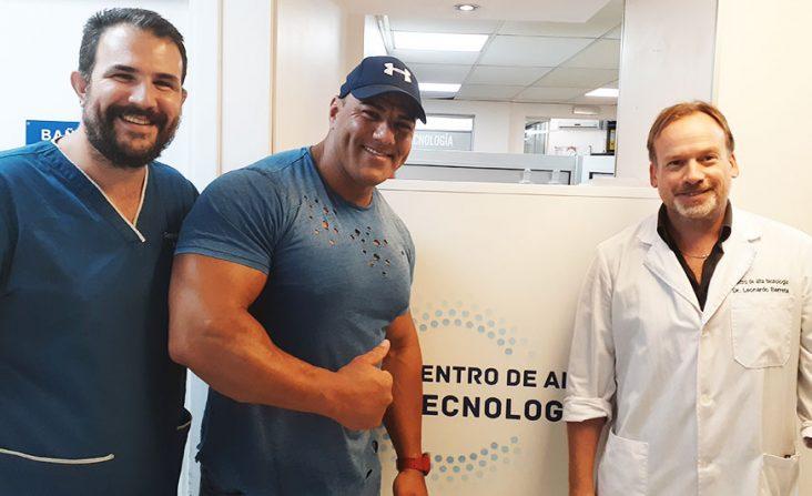 Rodolfo Martinez Presa - Arnold Sports Festival South América 2020