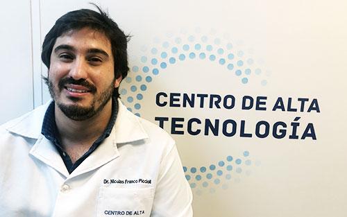 Dr Nicolás FRANCO PICCIOLI - Staff